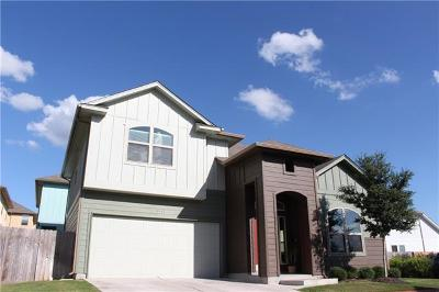 Hays County, Travis County, Williamson County Single Family Home Pending - Taking Backups: 5517 Juniper Junction Ln