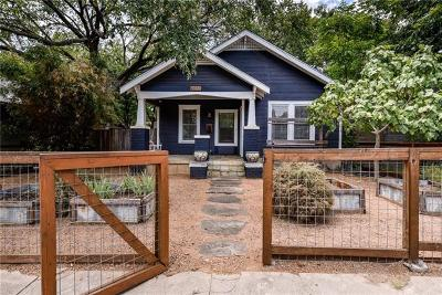 Austin Single Family Home For Sale: 4506 Red River St