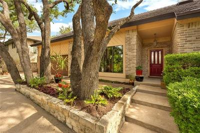 Austin Single Family Home Pending - Taking Backups: 3706 Hidden Holw