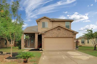 Leander Single Family Home For Sale: 908 Flanagan Dr