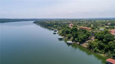 Lakecliff On Lake Travis Sec, Lakecliff On Lake Travis Sec 01, Lakecliff On Lake Travis Sec 03, Lakecliff On Lake Travis Sec 06, Lakecliff On Lake Travis Sec 08, Lakecliff On Lake Travis Sec 11, Lakecliff On Lake Travis Sec 13, Lakecliff/Lake Travis Sec 01, Lakecliff/Lk Travis Sec 12 Residential Lots & Land For Sale: 2923 Cliff Pt