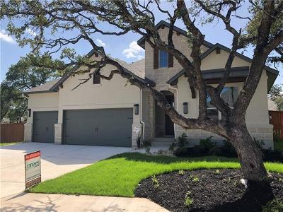 Georgetown Single Family Home For Sale: 612 White Tail Cv