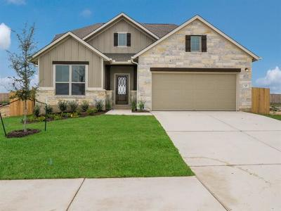 Hutto Single Family Home For Sale: 133 Finley St