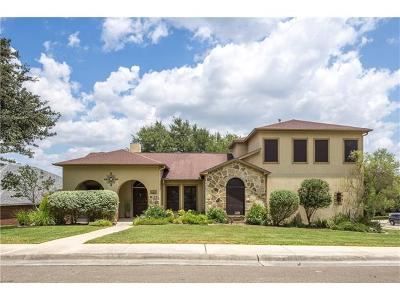 New Braunfels Single Family Home For Sale: 406 Marsh Oval