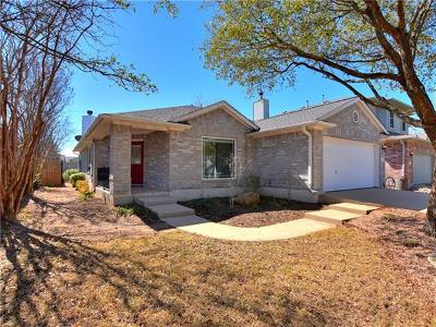 Cedar Park Single Family Home For Sale: 908 Cedar Crest Dr