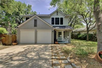 Cedar Park Single Family Home Pending - Taking Backups: 2702 Tierra Blanco Trl