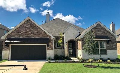 Leander Single Family Home For Sale: 1700 Hollowback Dr