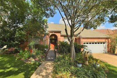 Austin Single Family Home For Sale: 7902 Goldenrod Cv
