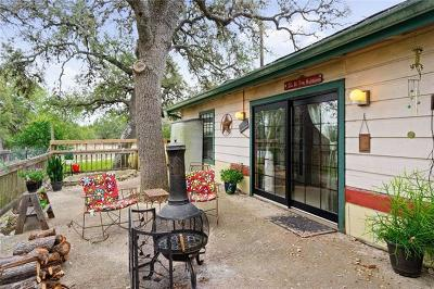 Spring Branch Single Family Home For Sale: 11901 Rebecca Creek Rd