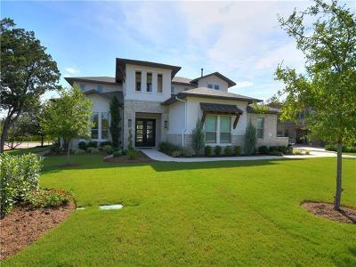 Austin Single Family Home Pending - Taking Backups: 108 Tempranillo Way