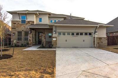 Leander Single Family Home For Sale: 103 Cr 180 #21