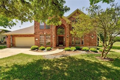 Round Rock Single Family Home Pending - Taking Backups: 3777 Royal Port Rush Dr