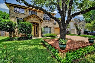 Round Rock Single Family Home For Sale: 2002 Aster Way