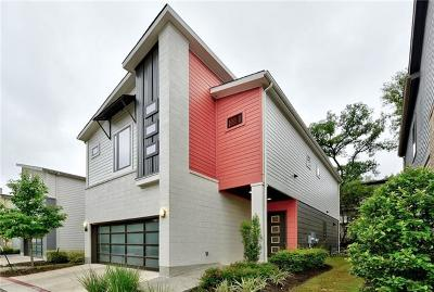 Travis County Single Family Home For Sale: 2807 Del Curto Rd #M
