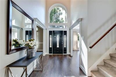 Georgetown Single Family Home For Sale: 109 Arrowhead Ln