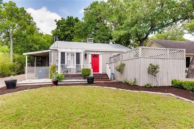 Austin Single Family Home For Sale: 2608 W 8th St