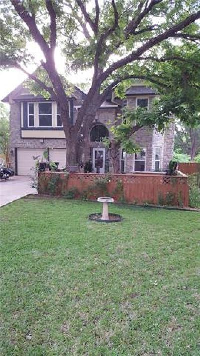 Single Family Home For Sale: 705 Hidatas Cv