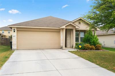 San Marcos Single Family Home For Sale: 127 Wisteria Way