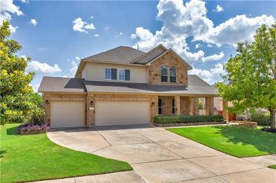 Round Rock Single Family Home For Sale: 2145 Settlers Park Loop