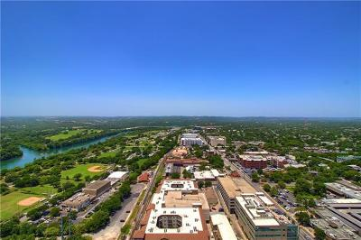 Austin Condo/Townhouse For Sale: 300 Bowie St #3705
