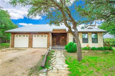 Dripping Springs Single Family Home For Sale: 104 Sunset Rdg