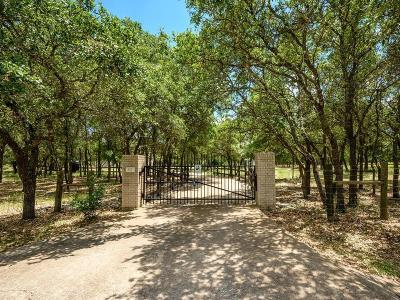 Georgetown Single Family Home For Sale: 332 Logan Ranch Rd