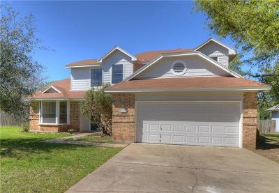 Austin TX Single Family Home For Sale: $309,900