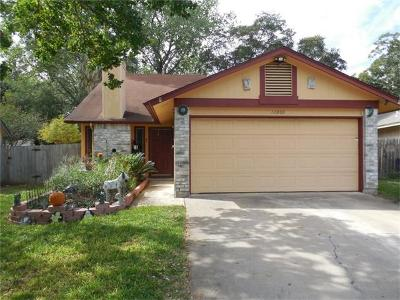 Travis County Single Family Home For Sale: 10800 Arikara River Dr