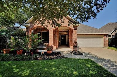 Round Rock Single Family Home Pending - Taking Backups: 4224 N Summercrest Loop