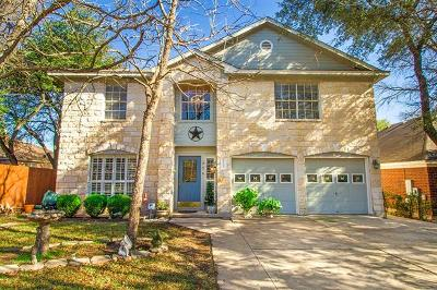 Hays County, Travis County, Williamson County Single Family Home Pending - Taking Backups: 11305 Hillhaven Dr