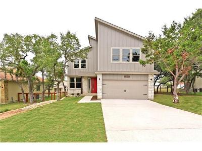 Dripping Springs Single Family Home For Sale: 17203 Panorama Dr