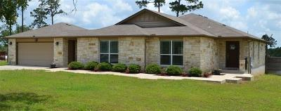 Bastrop Single Family Home Pending - Taking Backups: 113 E Tanglebriar Ct