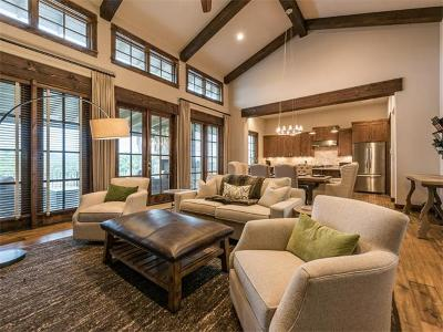 The Reserve At Lake Travis Single Family Home For Sale: 2109 Longacres Cv