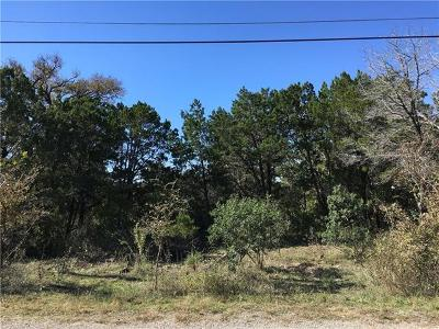 Austin Residential Lots & Land For Sale: 14415 Cochise Trl