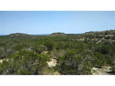 Dripping Springs Residential Lots & Land For Sale: Bell Springs