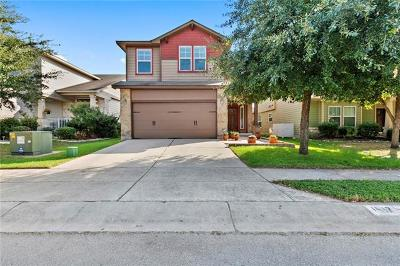 Austin Single Family Home For Sale: 1517 Huckleberry Ln #51