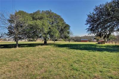 Salado Single Family Home For Sale: 461 Van Bibber Rd