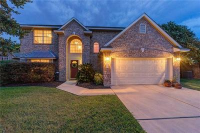 Austin Single Family Home For Sale: 12205 Barrel Bnd