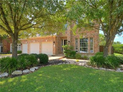 River Place Single Family Home For Sale: 10603 Showboat Cv