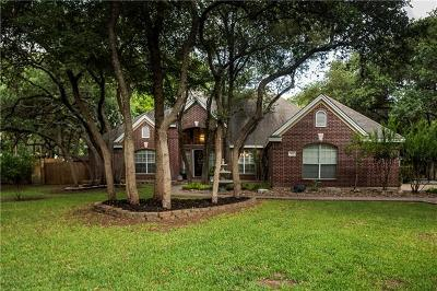 San Marcos Single Family Home For Sale: 611 Willow Creek Cir