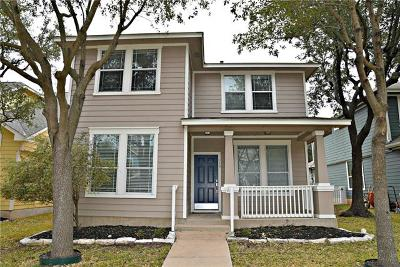 Cedar Park Rental For Rent: 914 Bogart Rd