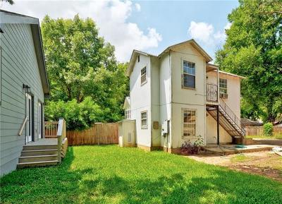 Austin Condo/Townhouse Pending - Taking Backups: 1708 Garden St #2