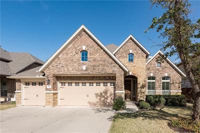 Cedar Park Single Family Home For Sale: 112 Driftwood Dr