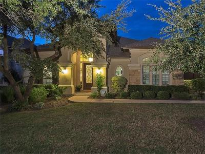 Single Family Home For Sale: 10724 Senna Hills Dr