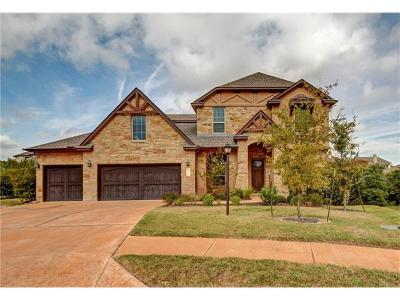 Austin Single Family Home For Sale: 505 Wester Ross Ln