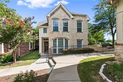Austin Condo/Townhouse For Sale: 14812 Avery Ranch Blvd #55