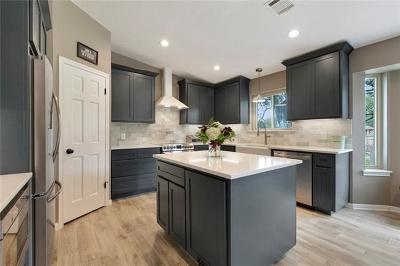 Georgetown Single Family Home For Sale: 202 W Esparada Dr