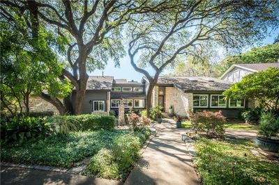 Austin Single Family Home For Sale: 7807 Lindenwood Cir