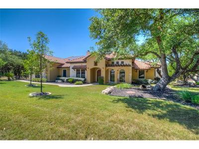 Lakeway Single Family Home Pending - Taking Backups: 225 Clubhouse Dr