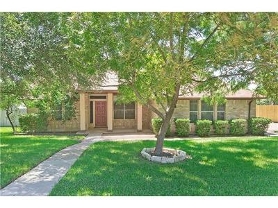 Pflugerville Single Family Home Pending - Taking Backups: 503 W Walter Ave